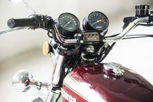 Honda CB 750 Four Detail 2