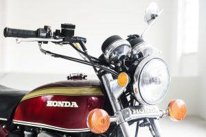 Honda CB 750 Four Detail 3