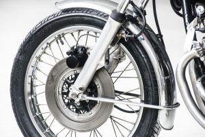 Honda CB 750 Four Detail 4
