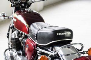 Honda CB 750 Four Detail 5