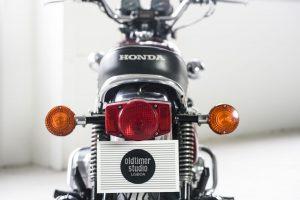 Honda CB 750 Four Detail 8