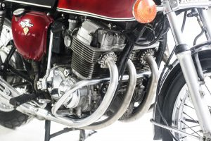 Honda CB 750 Four Motor 2
