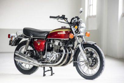 Honda CB 750 Four Totale 6