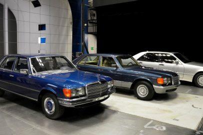 Mercedes Benz S Klasse 116 126 140
