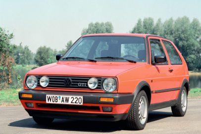 Volkswagen Golf II GTI 1