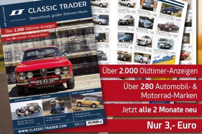 Classic Trader Magazin Titel 1b