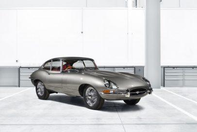 Jaguar E-Type Reborn Totale 1