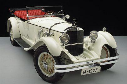 Mercedes-Benz Typ S Titel