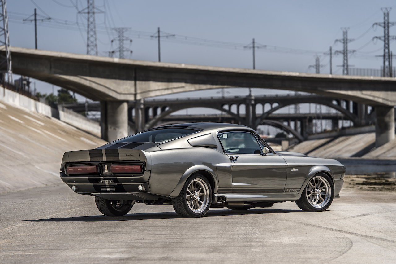 Classic Cars Shelby Gt