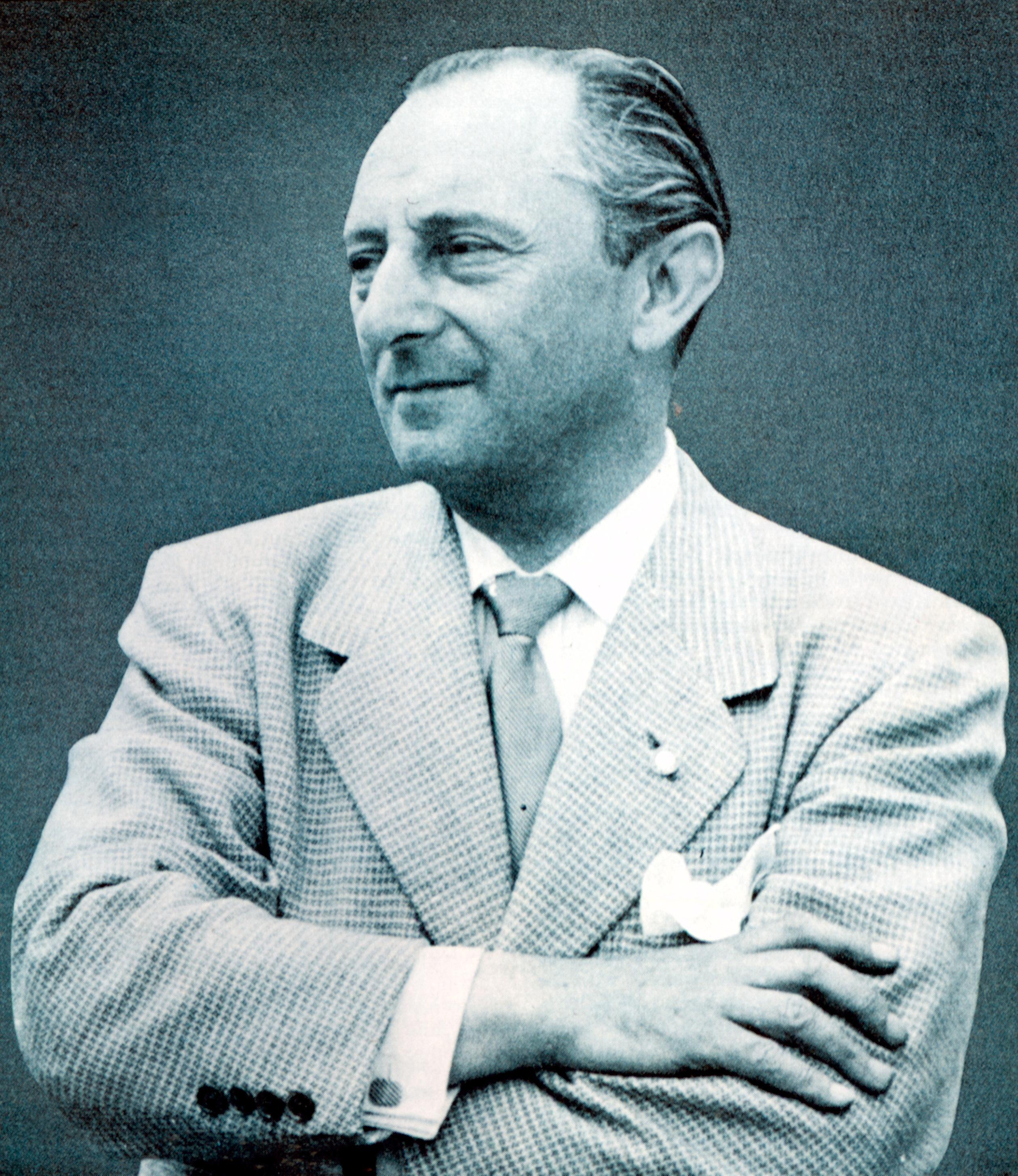 Max Hoffman portrait