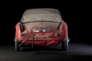 BMW 507 Elvis heck