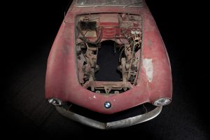 BMW 507 Elvis front