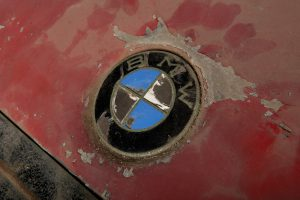 BMW 507 Elvis Logo