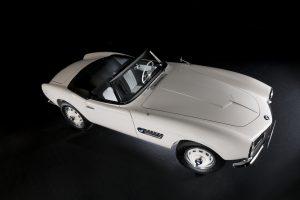 BMW 507 Elvis front schräg