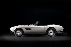 BMW 507 Elvis Seitenansicht