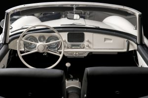 BMW 507 Elvis Cockpit