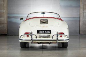 Porsche 356 Speedster Front