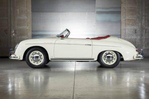 Porsche 356 Speedster Seite