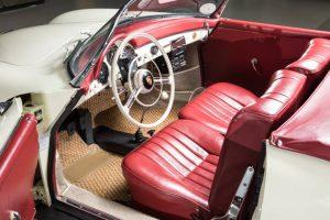 Porsche 356 Speedster Cockpit