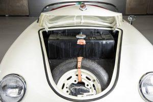 Porsche 356 Speedster Ersatzrad