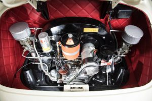 Porsche 356 Speedster Motor