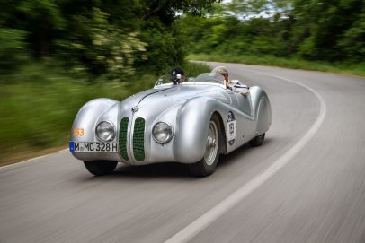 BMW 328 Mille Miglia Roadster 1