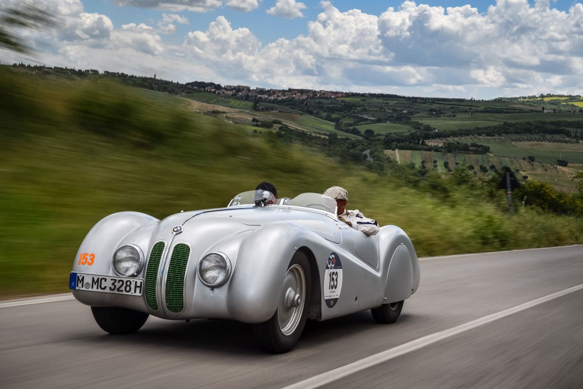 BMW 328 Mille Miglia Roadster 2