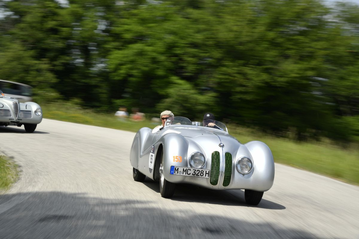 BMW 328 Mille Miglia Roadster 5