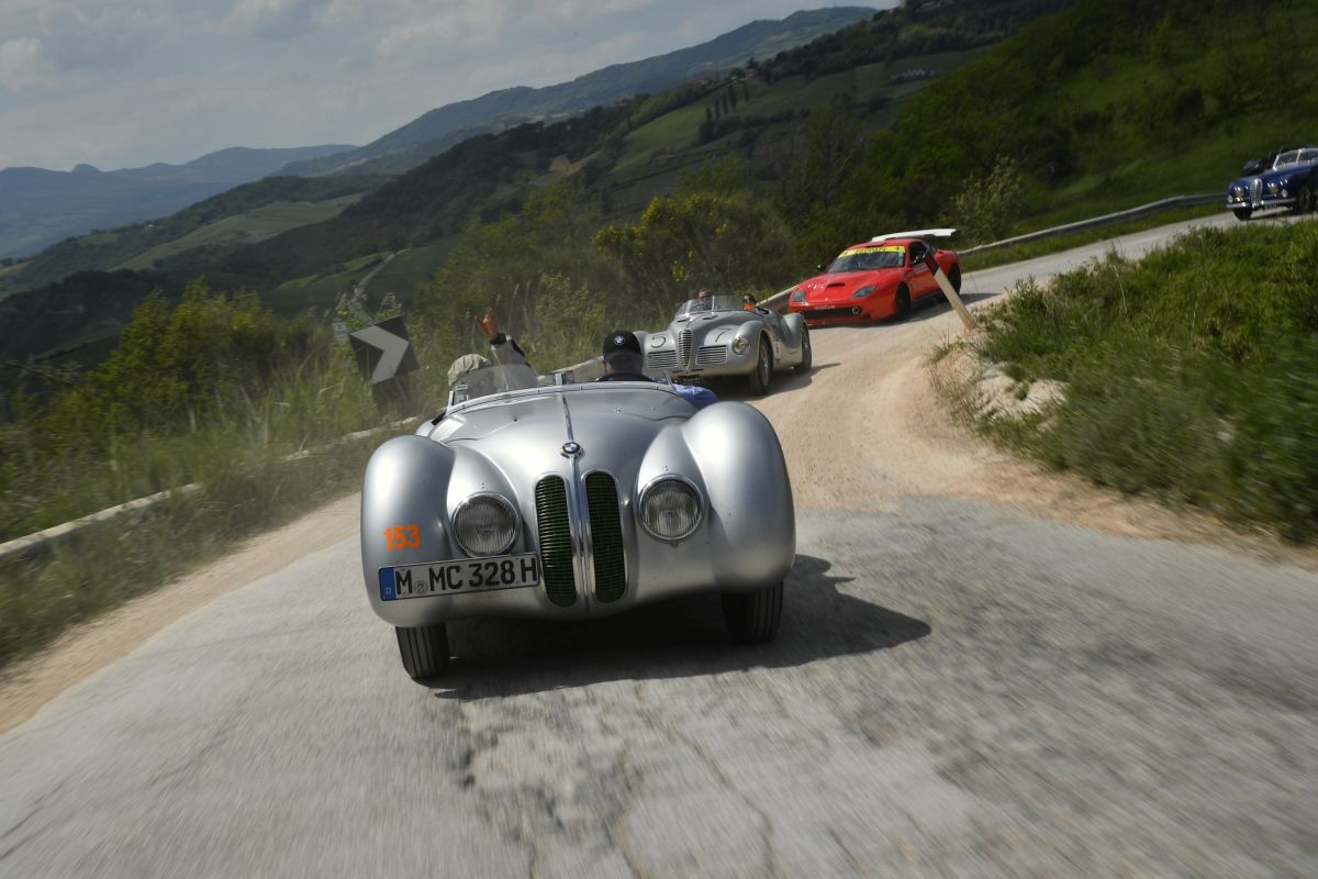 BMW 328 Mille Miglia Roadster 6