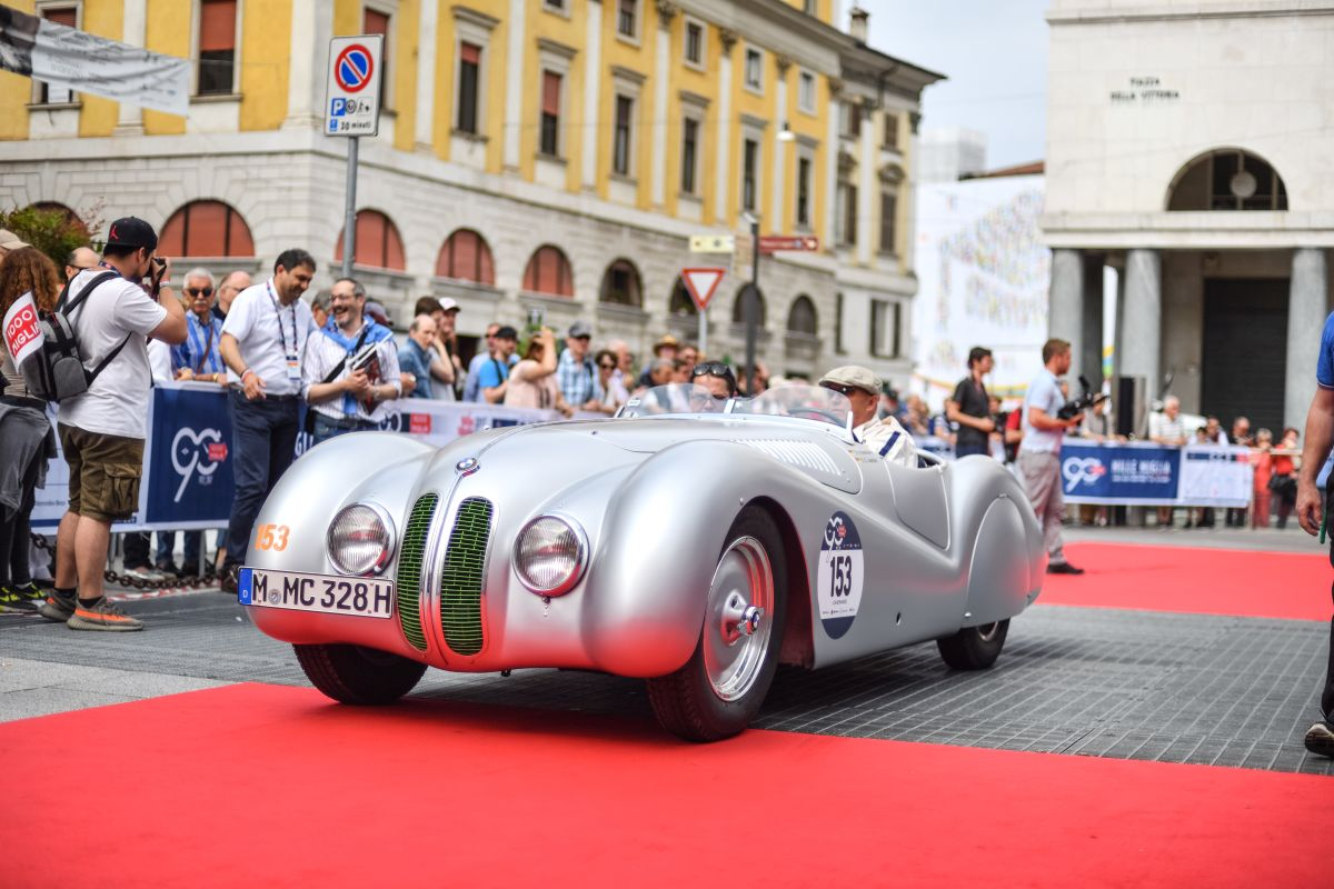 BMW 328 Mille Miglia Roadster 7