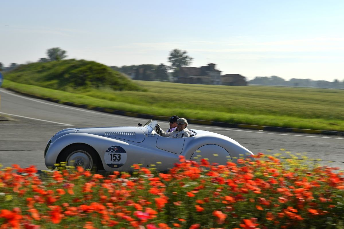 BMW 328 Mille Miglia Roadster 9