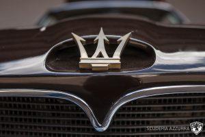 Maserati 5000 GT Frua Detail 1