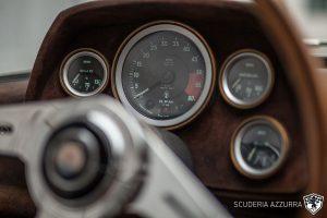 Maserati 5000 GT Frua Detail 4