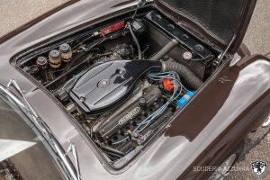 Maserati 5000 GT Frua Motor 1