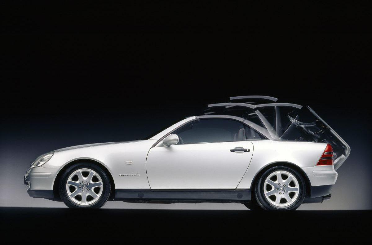 Mercedes Benz SLK R 170 Variodach