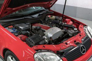 Mercedes-Benz SLK R 170 230 5