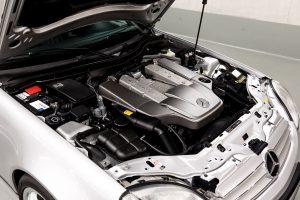 Mercedes-Benz SLK R 170 32 AMG 3