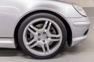 Mercedes-Benz SLK R 170 32 AMG 5