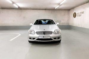 Mercedes-Benz SLK R 170 32 AMG 9