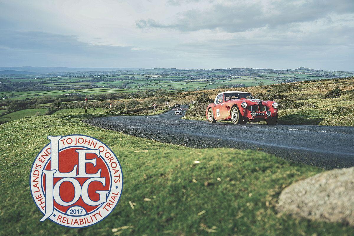 Le Jog 2017 – Eine Rallye als ultimative Reifeprüfung