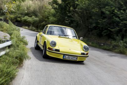 Original vs Recreation Porsche RS