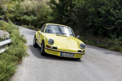 Original vs Recreation Porsche RS