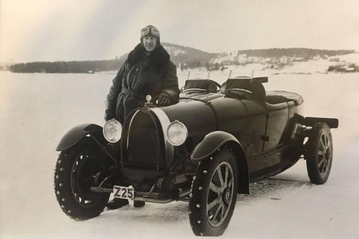 Bugatti Typ 43 1931 - Prinz Leopold von Belgien 2
