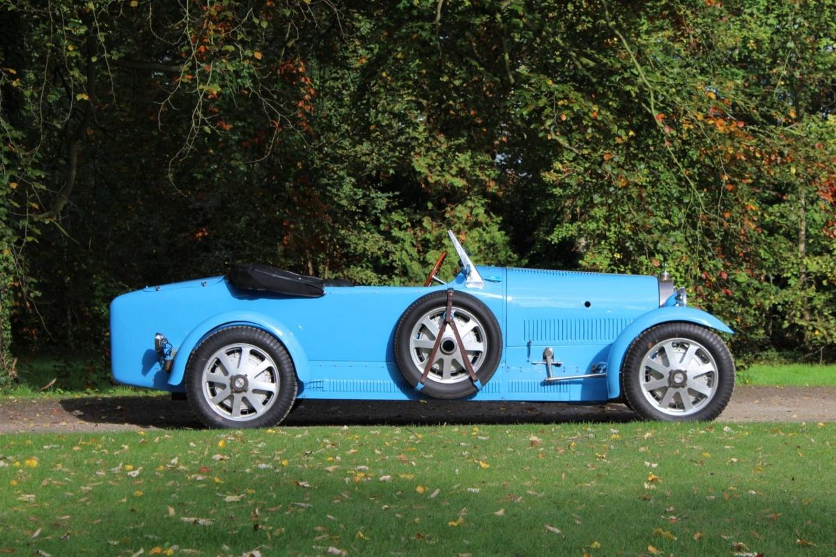 Bugatti Typ 43 1931 - Prinz Leopold von Belgien