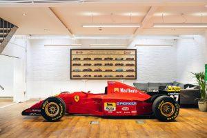 Formel 1 Ferrari 412 T2 1995 - Michael Schumacher 3