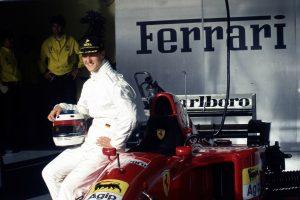 Formel 1 Ferrari 412 T2 1995 - Michael Schumacher 4