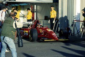 Formel 1 Ferrari 412 T2 1995 - Michael Schumacher 5