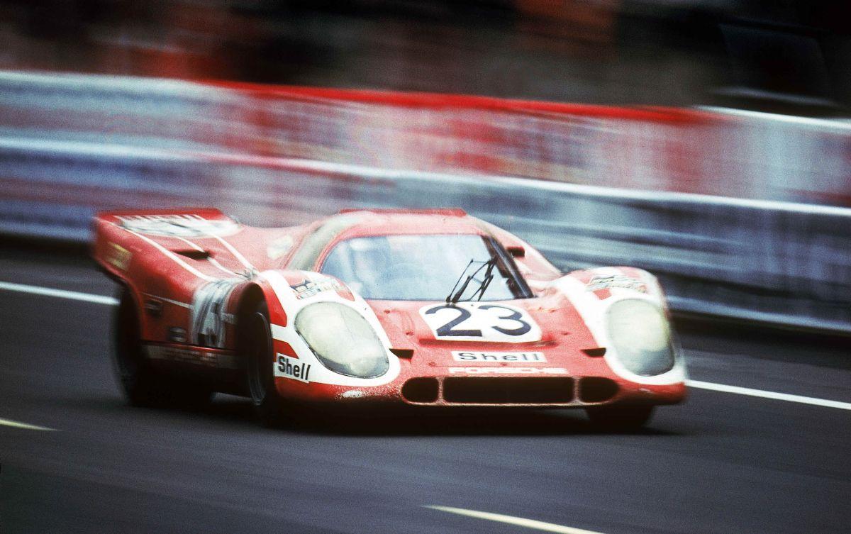 Hans Herrmann Porsche 917 Kurzheck 2