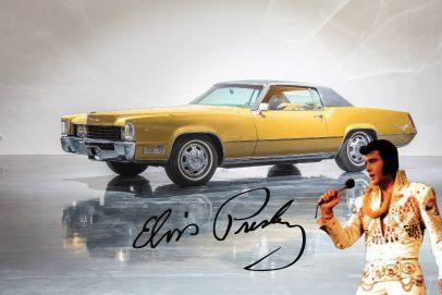 Prominenter Vorbesitz Elvis Presley 1
