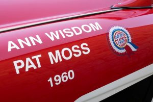 Austin-Healey 3000 - Pat Moss 2